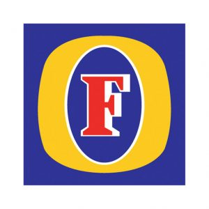 Fosters lager keg