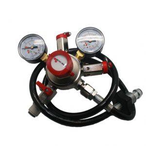 micromatic mixed gas regulator